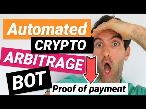 Crypto trading with a Bot tool
