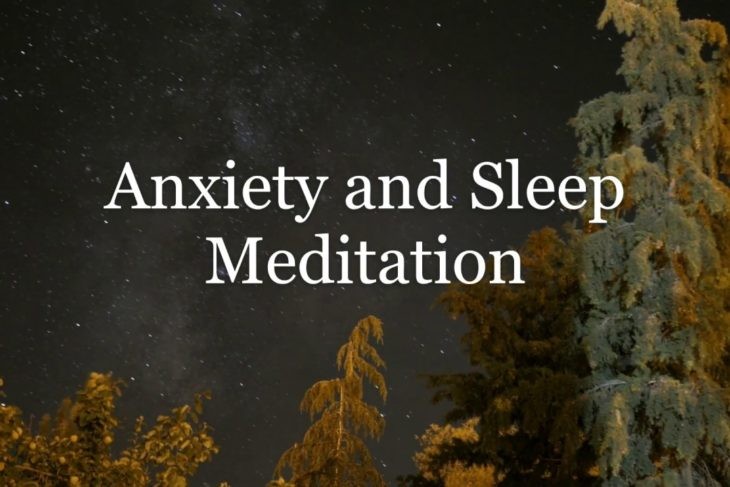 Anxiety and Relaxation music
