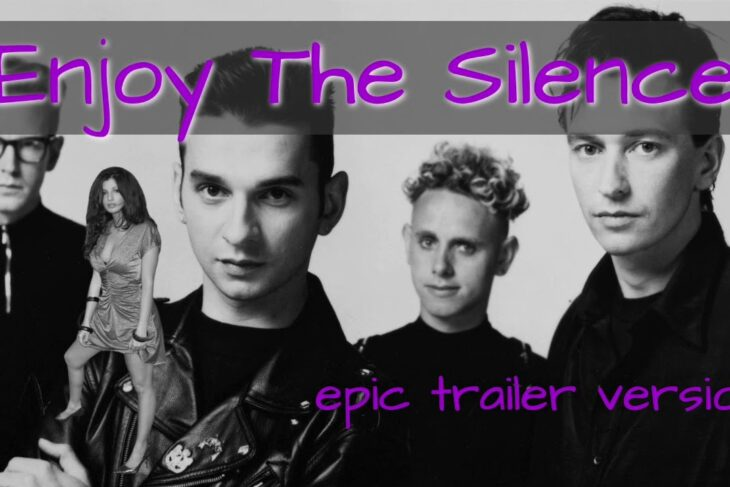 Enjoy the silence a remix