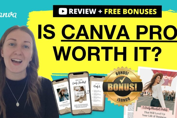 Canva vs canva pro the review