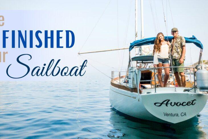 Seaworthy DIY Sailboat building Project