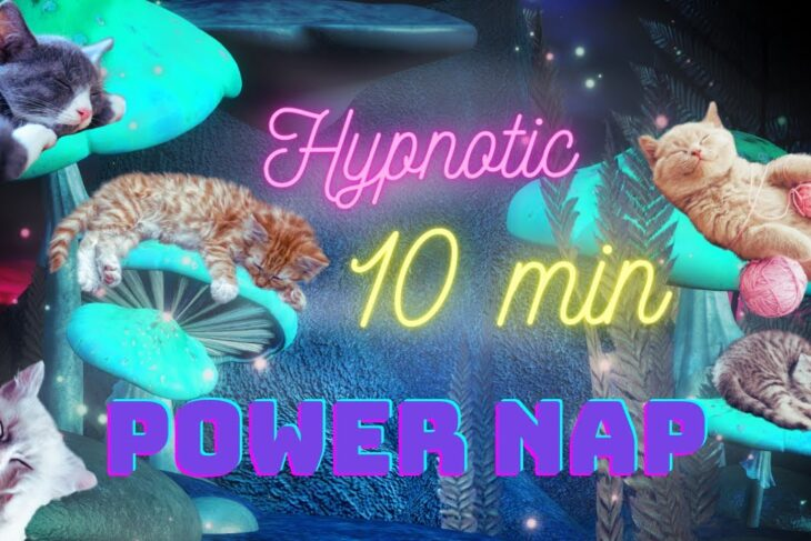 A 10 minute power nap can give you a spark