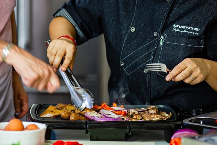 Indoor grill Tips and cooking tricks
